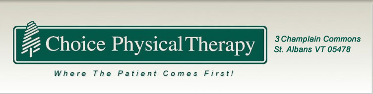 Choice Physical Therapy St. Albans